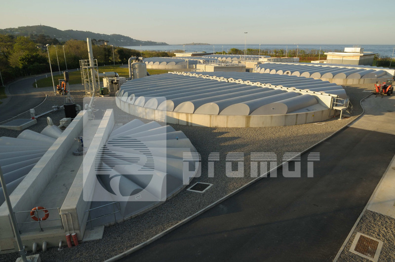 Depuradoras residuales for Depuradora aguas residuales
